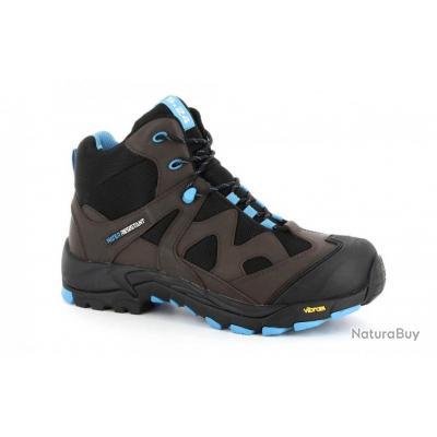 Chaussures de sécurité S24 WATER EVO 6092 Marron