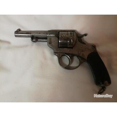 Revolver d'ordonnance 1873 modele 1876