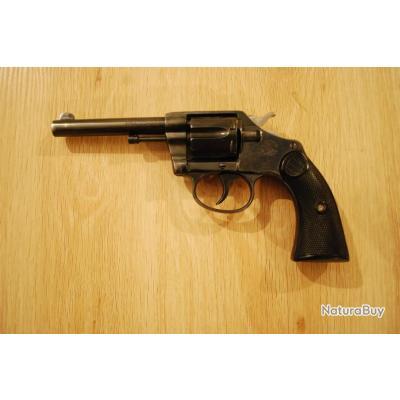 Revolver Colt New Police