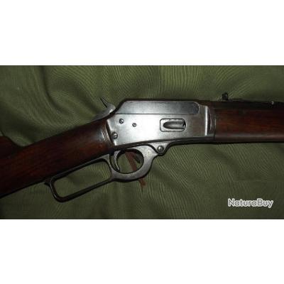 Carabine de selle Marlin  modéle 1894 CaL 25/20 US XIXe