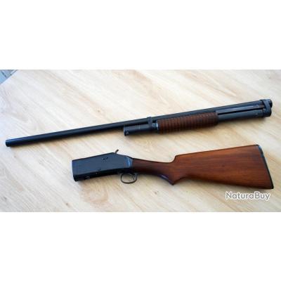 Winchester 1897 TAKE DOWN Cal 12 canon de 78cm