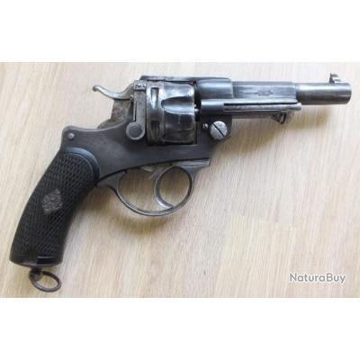 Revolver 1874 Chamelot Delvigne