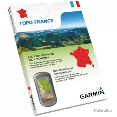 Carte numérique Garmin® Pro Nord Est