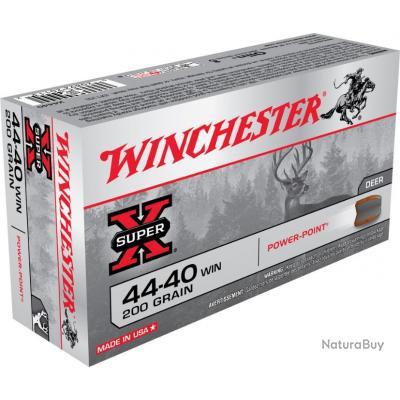MUNITIONS WINCHESTER POWERPOINT CAL 44-40WIN 200GR