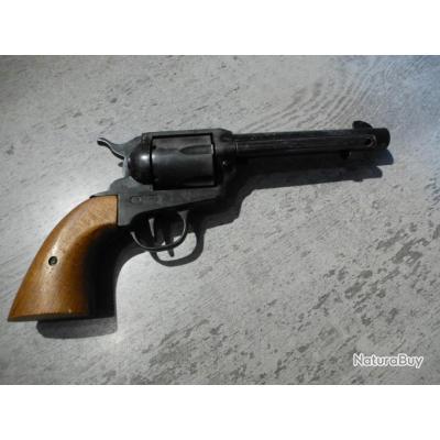 revolver 9mm a blanc