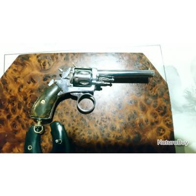 Revolver bulldog 22 short  canon long peu commun.