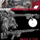 RUGER PRECISION RIFLE Crosse Pliée et Réglable + FB Calibre 300 Win Mag Canon 66cm