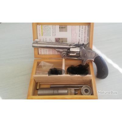 Revolver smith & wesson new