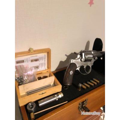 Revolver Mle 1873 11mm73
