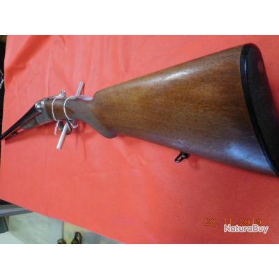 Fusil juxtaposé Helice d'occasion 70 mm 70 cm