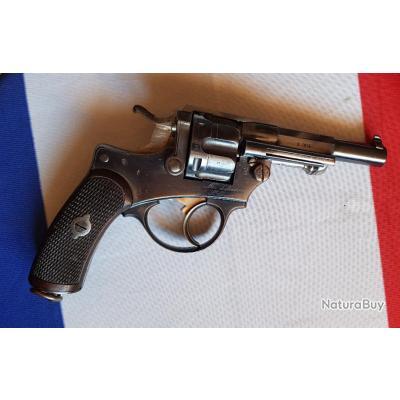 Révolver Modèle 1874 - Manufacture d'Armes de Saint-étienne
