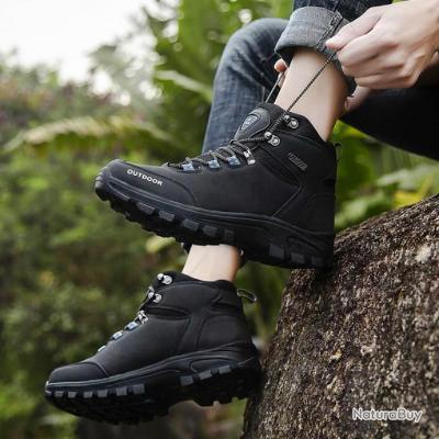 chaussures de randonnée hommes ou femme imperméable antidérapant - LIVRAISON GRATUITE !!