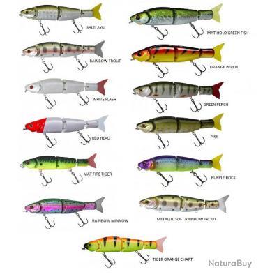 ITOKA 125 SINKING rainbow trout