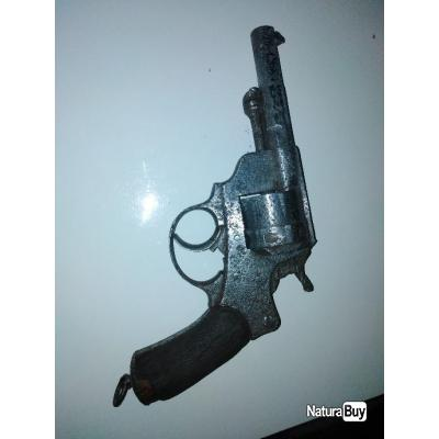 Revolver M. A. S  1873