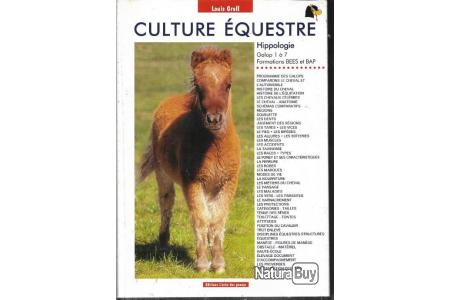 Couverture de Culture équestre
