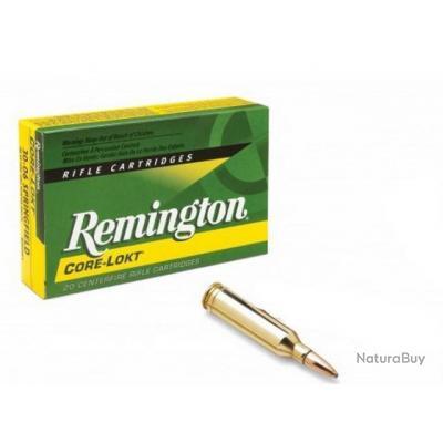 Munitions Remington Cal. 7x64 CORE LOKT PSP 175 grains PAR 60