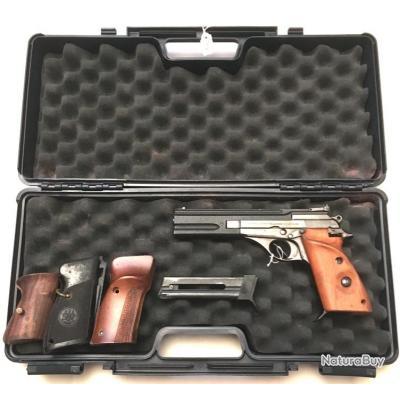 Pistolet Beretta M76 calibre .22lr