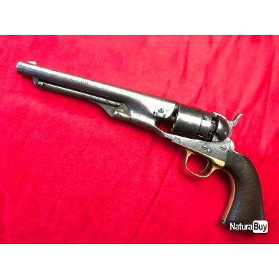 "Colt 1860 Army ""jus"" cal.44(1373)"
