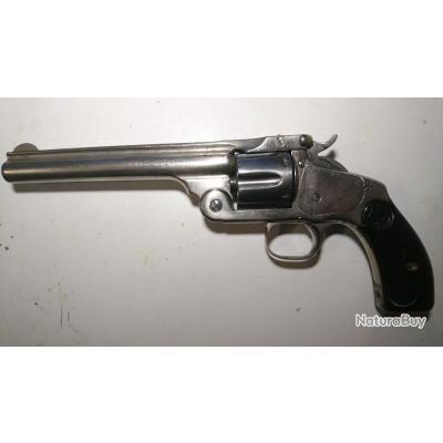 Revolver  Smith Wesson Russian  3eme  modele