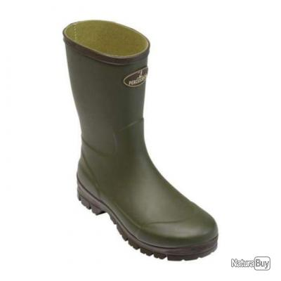 Bottes de chasse basses Percussion Marly Jersey