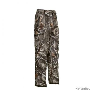 Pantalon de chasse Percussion Palombe roseaux