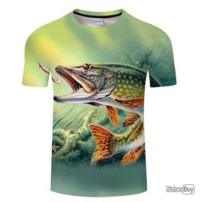 T shirt Destochasse 3D Attaque Furtive
