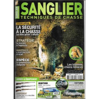 sanglier techniques de chasse n°21 armes et équipements , la sécurité à la chasse, brocard, basset