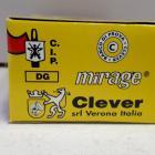 5560 BOITE DE 10 CARTOUCHES ACIER CLEVER MIRAGE CAL12 NEUF