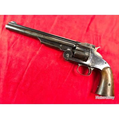 Rare Smith & Wesson 1er model Russian civil 44R (1375)