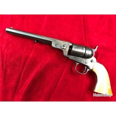 Rare Colt 51 navy conversion Richard Masson cal.38LC PC (1376)