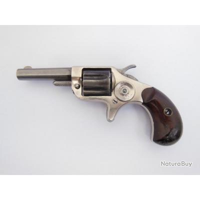 Revolver Colt New Line. 22 cal. Très Bon état rare