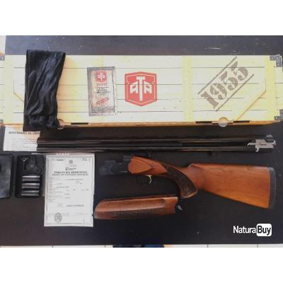 Ata arms sp black cal 12/76 bille d acier