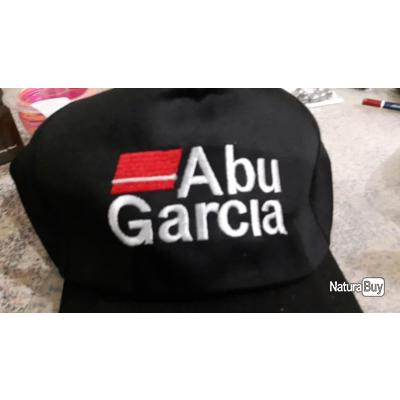 Casquette Abu Garcia . Neuf.Sans prix de reserve.