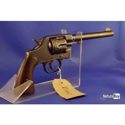 .38 Colt Modele 1895 Revolver Civile Canon 150mm pas Smith et Wesson Webley Remington