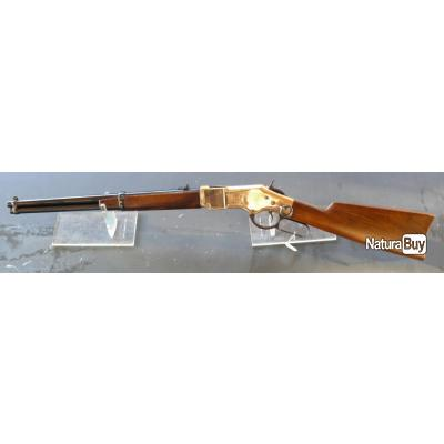 Carabine Uberti 1866 Commémorative Indian (one of 3000) cal. 44-40 de 1978
