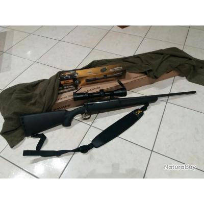 Carabine SAVAGE AXIS, calibre 30-06 Sprg