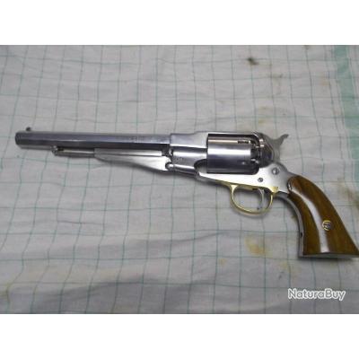 vds revolver poudre noir cal 44 de fabrication ARMI SAN PAOLO-BRESCIA-ITALY