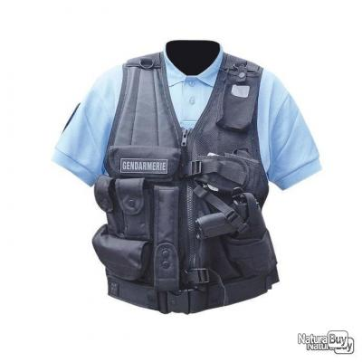 Gilet OPEX Force Intervention Droitier