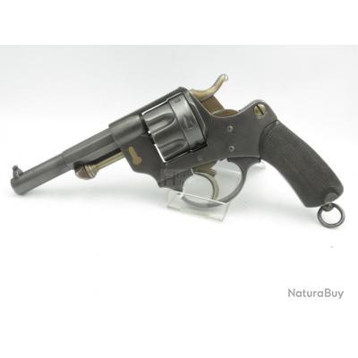 Très beau Revolver Civil 1874 de la manufacture de St Etienne