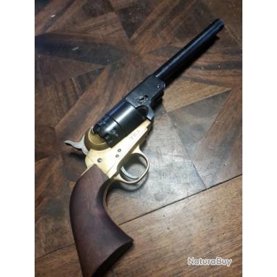 Revolver pietta 1851 navy cal 44 PN