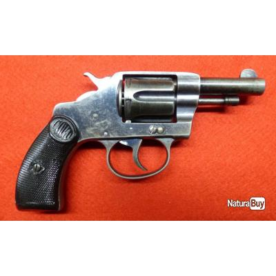 REVOLVER COLT NEW POCKET CAL. 32 LONG COLT
