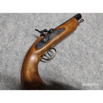 Pistolet poudre noire jukarr calibre 45 fonctionne parfaitement avec broche de bourrage