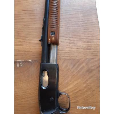 Carabine Remington à pompe 121 Fieldmaster 22LR à 1€ sans prix de réserve