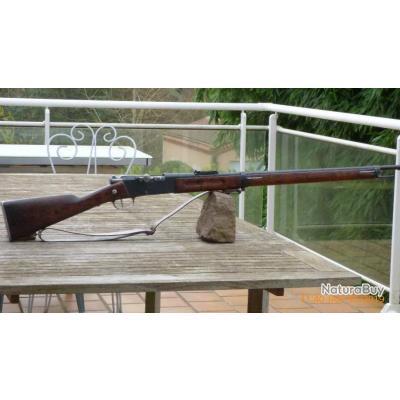 Très beau fusil LEBEL de 1889 .