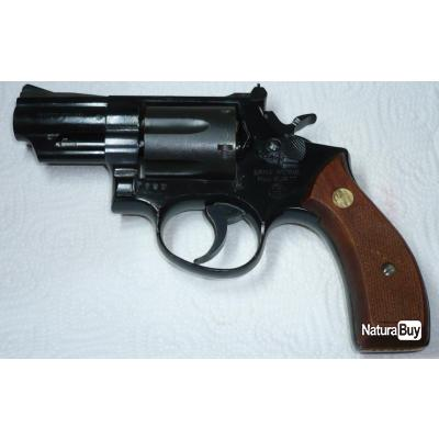 "Revolver d'alarme ERMA-WERKE Mod. EGR 77 cal. 9mm RK, canon 2.5"", PTB 233, Made in W. Germany (1980)"