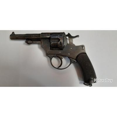 Revolver d'ordonnance modèle 1874.