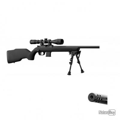 Carabine 22lr Webley & Scott : Pack Tir