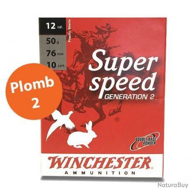 Cartouche Super Speed G2 cal. 12 50 g