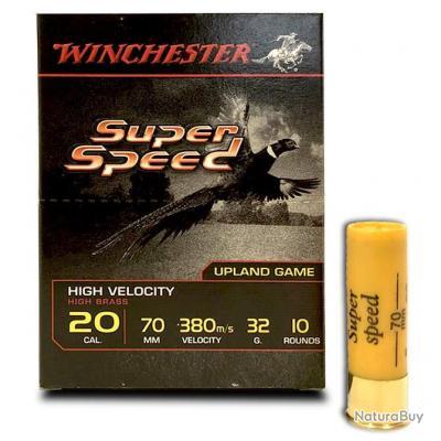 Cartouche Winchester Super Speed 32g calibre 20