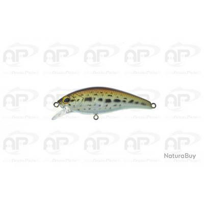 Leurre Truite illex Flat Tricoroll 5,3 g 5,5cm Chabot